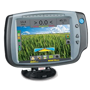 Matrix 840GS with Optional RealView Camera View on screen