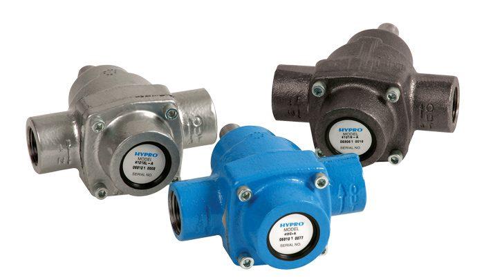 hypro-4101 4 Roller Pump